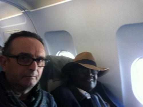 On flying from Marseille to Rome February 20th 2015