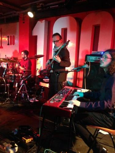 With Kat & Co @100 Club