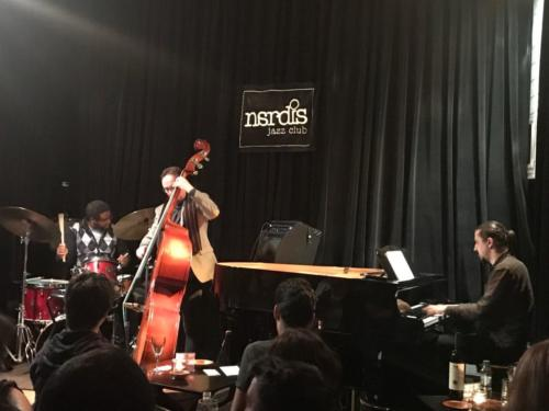 "Marco Marzola Trio ""CARISMA"" @ Nardis Jazz club Istanbulon March 12th 2018"